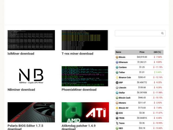 cryptocurrency-miner.com