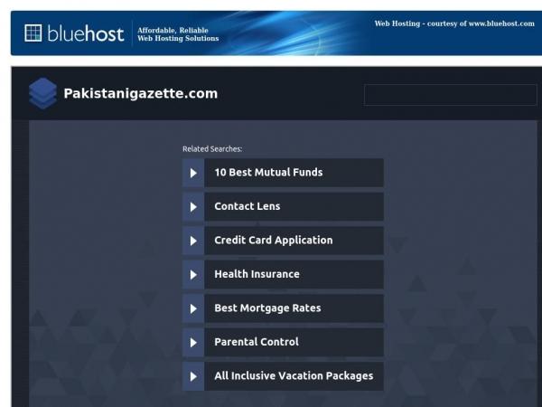 pakistanigazette.com