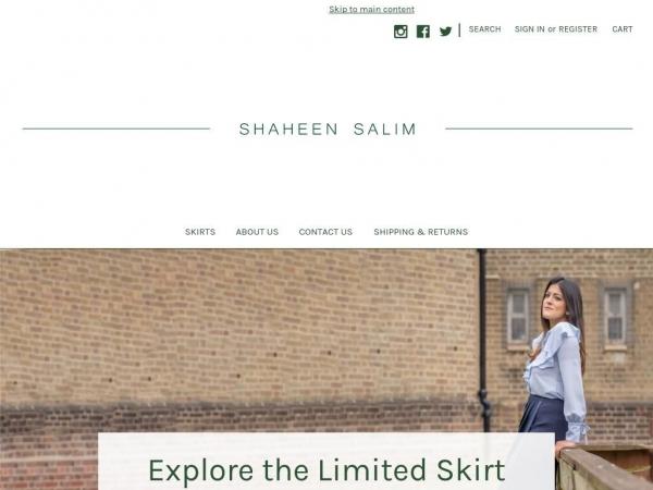 shaheensalim.com