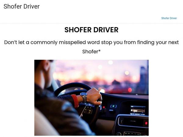 shoferdriver.com