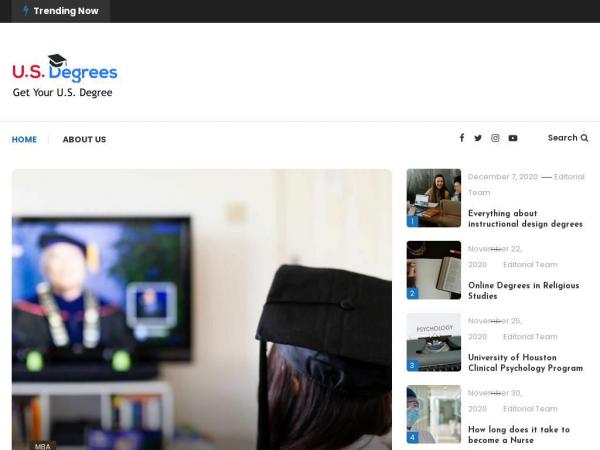 usdegrees.com
