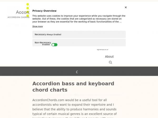 accordionchords.com