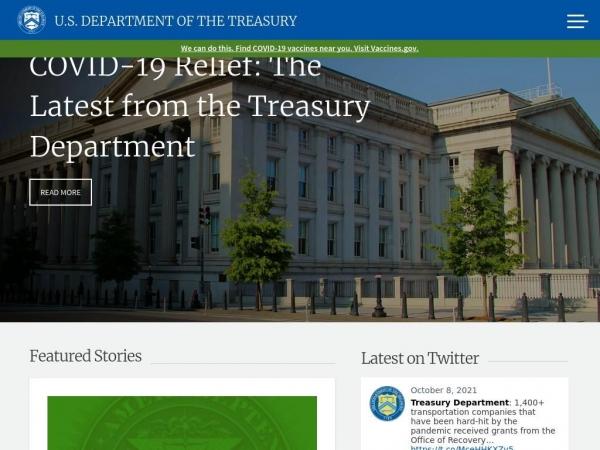 treasury.gov