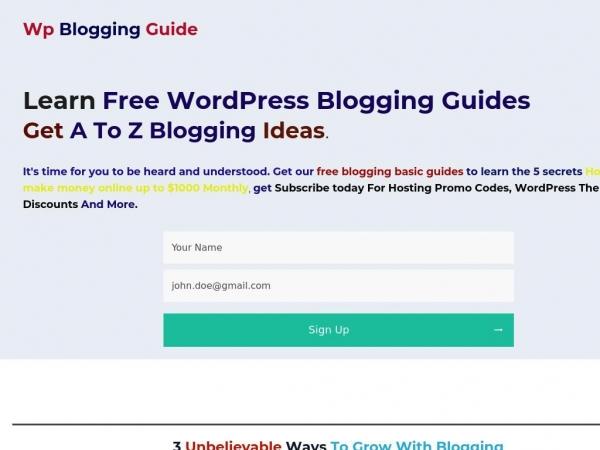 wpbloggingguider.com